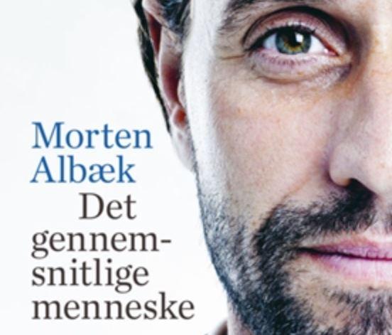 Morten Albæk fra Det gennemsnitlige menneske